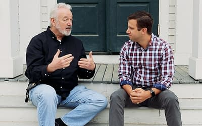 Clayton and Joe Chat about OUR TOWN