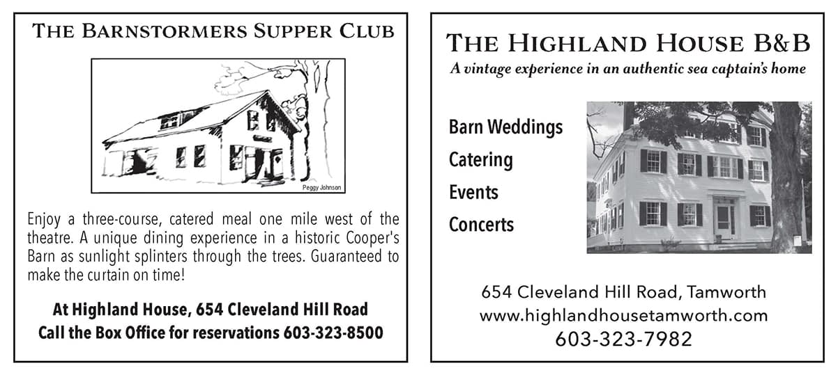 Barnstormers Supper Club and Highland House Bed and Breakfast