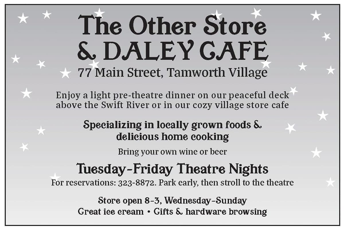 The Daley Cafe